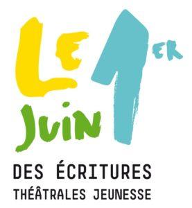 Logo 1er juin écritures théâtrales